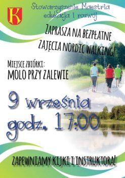 """Obrazek plakatu """"Nordic walking"""""""