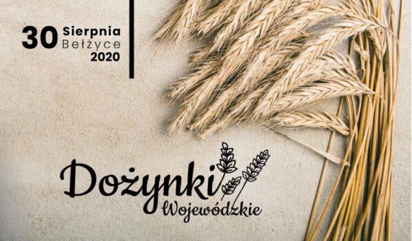 Obrazek loga Dożynek Wojewózkich