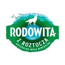 """Logo wody """"Rodowita"""""""