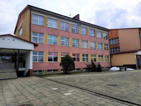 Budynek Zespołu Szkół